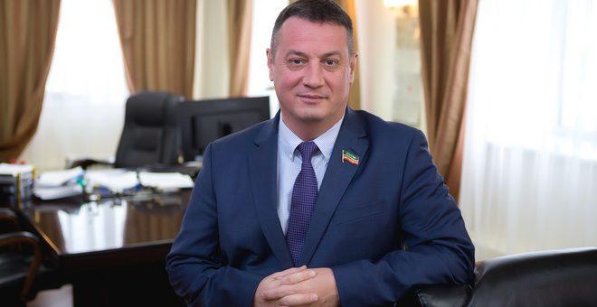 Минигулов Фарид Гертович