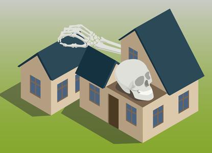 Как получить дом, у которого есть наследники: решение ВС