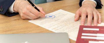 Будет создан реестр распоряжений об отмене доверенностей